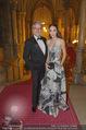 Vienna Filmball - Rathaus - Sa 14.03.2015 - Adi und Maddalena-Noemi HIRSCHAL38