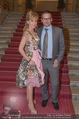 Vienna Filmball - Rathaus - Sa 14.03.2015 - Rebecca RAPP mit Freund Manfred LUGER4