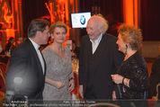 Vienna Filmball - Rathaus - Sa 14.03.2015 - Christian u. Andrea SPATZEK (Geschwister), Karl u.Martha MERKATZ75