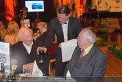 Vienna Filmball - Rathaus - Sa 14.03.2015 - Dieter HALLERVORDEN, Karl MERKATZ, Christian SPATZEK ( Kellner)79