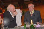 Vienna Filmball - Rathaus - Sa 14.03.2015 - Dieter HALLERVORDEN, Karl MERKATZ96