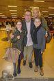 Shrek Premiere - Wiener Stadthalle - Di 17.03.2015 - Herbert STEINB�CK mit Kindern Klara und Valentin sowie Petra17