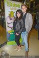 Shrek Premiere - Wiener Stadthalle - Di 17.03.2015 - Marjan SHAKI (schwanger), Lukas PERMAN33