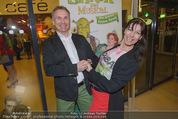 Shrek Premiere - Wiener Stadthalle - Di 17.03.2015 - Claudia KRISTOVIC-BINDER mit Martin37