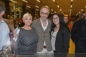 Shrek Premiere - Wiener Stadthalle - Di 17.03.2015 - Werner SOBOTKA, Jazz GITTI mit Tochter Schomit 43