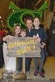 Shrek Premiere - Wiener Stadthalle - Di 17.03.2015 - Familie Caroline VASICEK, Boris PFEIFER, Tochter Marvie,Sohn Ben5