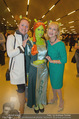 Shrek Premiere - Wiener Stadthalle - Di 17.03.2015 - Dagmar SCHELLENBERGER, Dagmar KOLLER, Shrekfigur9