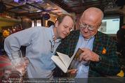 Georg Danzer Buchpräsentation - Cafe PlemPlem Interspot - Mi 18.03.2015 - Rudolf Purzel KLINGOHR10