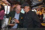 Georg Danzer Buchpräsentation - Cafe PlemPlem Interspot - Mi 18.03.2015 - Rudolf Purzel KLINGOHR, Franz Christian �Blacky� SCHWARZ11
