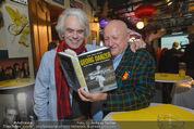 Georg Danzer Buchpräsentation - Cafe PlemPlem Interspot - Mi 18.03.2015 - Uli BAER, Rudolf Purzel KLINGOHR6