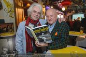 Georg Danzer Buchpräsentation - Cafe PlemPlem Interspot - Mi 18.03.2015 - Uli BAER, Rudolf Purzel KLINGOHR7