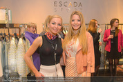 Fashion Cocktail - Escada - Mi 18.03.2015 - Lidia BAICH, Chiara PISATE103
