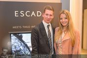 Fashion Cocktail - Escada - Mi 18.03.2015 - Clemens TRISCHLER, Chiara PISATI140