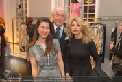 Fashion Cocktail - Escada - Mi 18.03.2015 - Tania CRAMER, Friedrich und Jeanine SCHILLER97