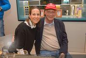 Farewell Surovi - Grand Hotel - Fr 20.03.2015 - Niki LAUDA, Birgit LAUDA34