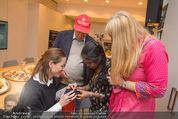 Farewell Surovi - Grand Hotel - Fr 20.03.2015 - Niki und Birgit LAUDA, Surovi MONDAL, Claudia ST�CKL47