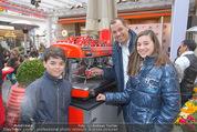 Tag der Poesie - Cafe Korb - Sa 21.03.2015 - Marcel L�FFLER mit Kindern Nicolas und Victoria20