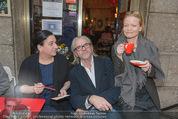 Tag der Poesie - Cafe Korb - Sa 21.03.2015 - Maria HAPPEL, Franz SCHUBERT Michou FRIESZ45