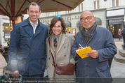 Tag der Poesie - Cafe Korb - Sa 21.03.2015 - Jan Mariusz DEMNER mit Ehefrau, Marcel L�FFLER53