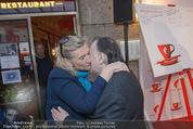 Tag der Poesie - Cafe Korb - Sa 21.03.2015 - Peter WEIBEL, Angelika HAGER78