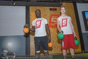 High5 Opening - High5 Fitnesscenter Wien - Fr 27.03.2015 - Alexander HERTEL, Precious OBGEOVOEN15