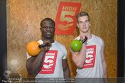 High5 Opening - High5 Fitnesscenter Wien - Fr 27.03.2015 - Alexander HERTEL, Precious OBGEOVOEN16