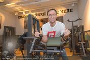 High5 Opening - High5 Fitnesscenter Wien - Fr 27.03.2015 - Andie GABAUER22