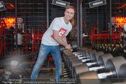 High5 Opening - High5 Fitnesscenter Wien - Fr 27.03.2015 - Andie GABAUER47