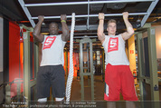 High5 Opening - High5 Fitnesscenter Wien - Fr 27.03.2015 - Alexander HERTEL, Precious OBGEOVOEN7