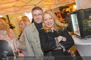 Spring Awakening - Philipp Plein Monostore - Fr 27.03.2015 - Therese LOHNER mit Freund Thomas KURZ20