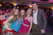 Amadeus - Red Carpet - Volkstheater - So 29.03.2015 - POXRUCKER SISTERS, Andreas GABALIER (gemeinsame Tournee)110