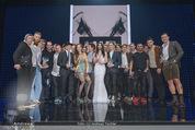 Amadeus - Die Show - Volkstheater - So 29.03.2015 - Siegerfoto, Gruppenfoto192