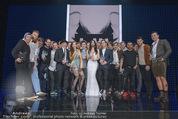Amadeus - Die Show - Volkstheater - So 29.03.2015 - Siegerfoto, Gruppenfoto193