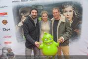 Kinopremiere ´Gespensterjäger´ - Village Cinemas - Do 02.04.2015 - Anke ENGELKE, Christian TRAMITZ, Tobi BAUMANN (Tobias)1