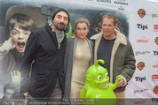 Kinopremiere ´Gespensterjäger´ - Village Cinemas - Do 02.04.2015 - Anke ENGELKE, Christian TRAMITZ, Tobi BAUMANN (Tobias)15