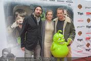 Kinopremiere ´Gespensterjäger´ - Village Cinemas - Do 02.04.2015 - Anke ENGELKE, Christian TRAMITZ, Tobi BAUMANN (Tobias)16
