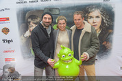 Kinopremiere ´Gespensterjäger´ - Village Cinemas - Do 02.04.2015 - Anke ENGELKE, Christian TRAMITZ, Tobi BAUMANN (Tobias)17