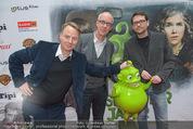 Kinopremiere ´Gespensterjäger´ - Village Cinemas - Do 02.04.2015 - Oliver SCHÜNDLER, Peter WIRTHENSOHN, Tommy PRIDNIG (Produzenten21