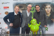 Kinopremiere ´Gespensterjäger´ - Village Cinemas - Do 02.04.2015 - Oliver SCHÜNDLER, Peter WIRTHENSOHN, Tommy PRIDNIG (Produzenten22