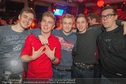 Birthday Club - Melkerkeller - Fr 03.04.2015 - 12