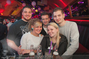 Birthday Club - Melkerkeller - Fr 03.04.2015 - 2