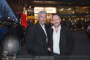 Kinopremiere ´Drei Eier im Glas´ - Gartenbaukino - Di 07.04.2015 - Dirk STERMANN, Christoph GRISSEMANN14