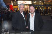 Kinopremiere ´Drei Eier im Glas´ - Gartenbaukino - Di 07.04.2015 - Dirk STERMANN, Christoph GRISSEMANN15