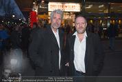 Kinopremiere ´Drei Eier im Glas´ - Gartenbaukino - Di 07.04.2015 - Dirk STERMANN, Christoph GRISSEMANN16