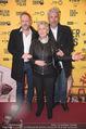 Kinopremiere ´Drei Eier im Glas´ - Gartenbaukino - Di 07.04.2015 - Dirk STERMANN, Christoph GRISSEMANN, Ingrid BURKHARD26