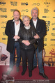 Kinopremiere ´Drei Eier im Glas´ - Gartenbaukino - Di 07.04.2015 - Dirk STERMANN, Christoph GRISSEMANN, Ingrid BURKHARD27