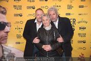 Kinopremiere ´Drei Eier im Glas´ - Gartenbaukino - Di 07.04.2015 - Dirk STERMANN, Christoph GRISSEMANN, Ingrid BURKHARD29