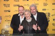 Kinopremiere ´Drei Eier im Glas´ - Gartenbaukino - Di 07.04.2015 - Dirk STERMANN, Christoph GRISSEMANN, Ingrid BURKHARD30