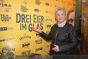 Kinopremiere ´Drei Eier im Glas´ - Gartenbaukino - Di 07.04.2015 - Ingrid BURKHARD37