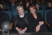Kinopremiere ´Drei Eier im Glas´ - Gartenbaukino - Di 07.04.2015 - Ingrid BURKHARD mit Tochter Katharina49